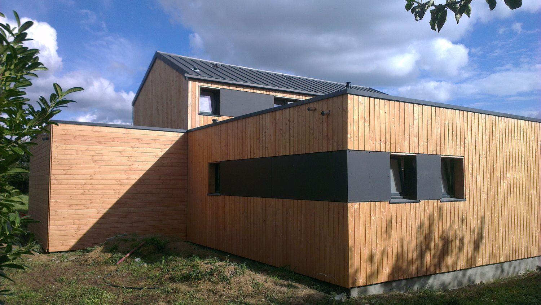maison ossature bois avis trois maisons ossature bois arthaz en hautesavoie 74 plan abris. Black Bedroom Furniture Sets. Home Design Ideas