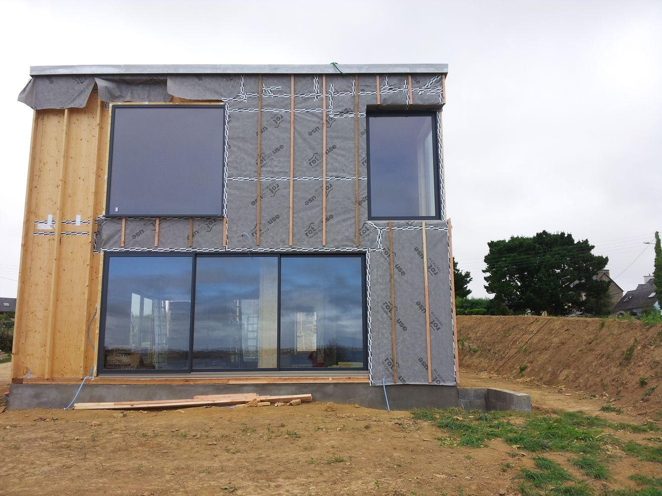 Maison Panneau Bois - Maison Panneau Bois Designer Rustique En Relief Panneau De Bois Papier Peint Vintage Bande Mur