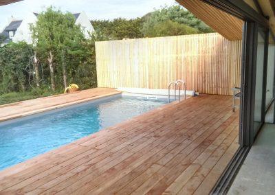 Création de terrasse à Plouharnel