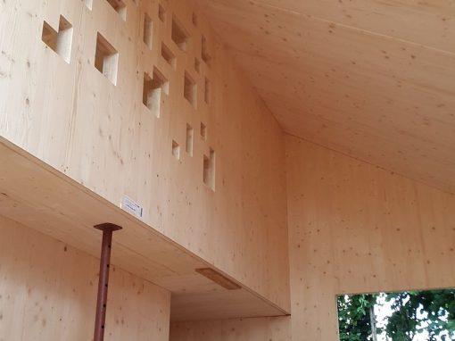 Maison panneau massif à Savenay