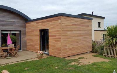 Extension pour créer une chambre