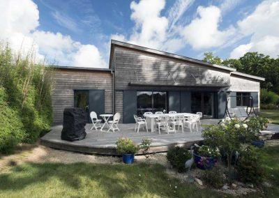 Maison panneau massif à Plourin-lès-Morlaix