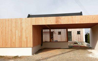 Garage carport sur une de nos constructions  Barda…